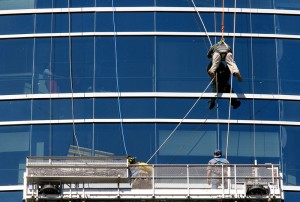 """Window Washer rescue"""